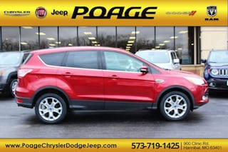 Used 2013 Ford Escape SEL 4WD SUV under $15,000 for Sale in Hannible