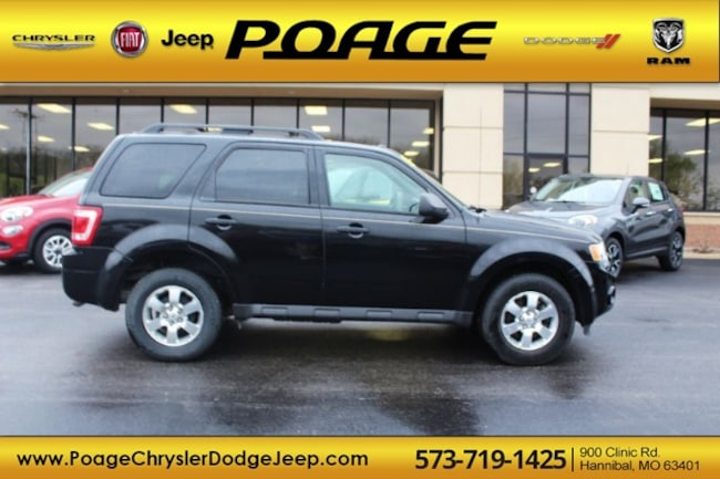 Used 2011 Ford Escape XLT SUV in Hannibal, MO