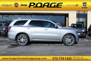New 2019 Dodge Durango R/T AWD Sport Utility for sale in Hannibal, MO
