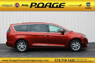 New 2018 Chrysler Pacifica TOURING L PLUS Passenger Van for sale in Hannibal, MO