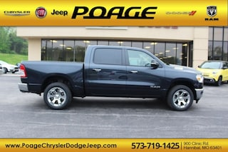 New 2019 Ram 1500 BIG HORN / LONE STAR CREW CAB 4X4 5'7 BOX Crew Cab for sale in Hannibal, MO