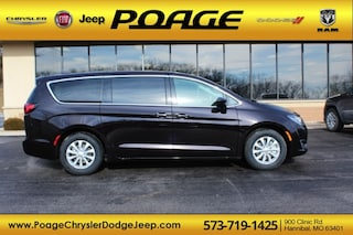 New 2019 Chrysler Pacifica TOURING PLUS Passenger Van for sale in Hannibal, MO