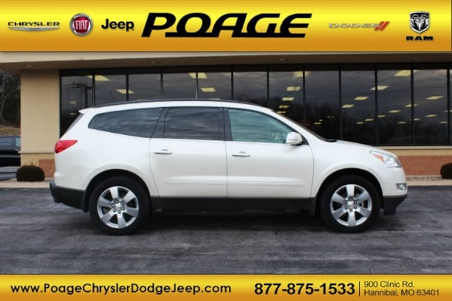 Used 2011 Chevrolet Traverse 1LT SUV in Hannibal, MO