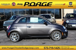 New 2018 FIAT 500 POP Hatchback for sale in Hannibal, MO