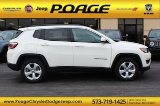 New 2018 Jeep Compass LATITUDE FWD Sport Utility for sale in Hannibal, MO