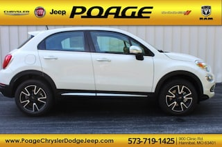 New 2018 FIAT 500X POP BLUE SKY EDITION AWD Sport Utility for sale in Hannibal, MO