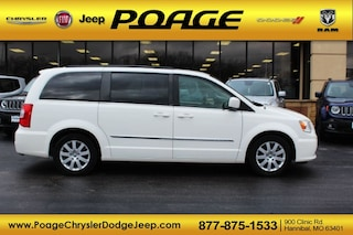 Used 2013 Chrysler Town & Country Touring Van under $15,000 for Sale in Hannible
