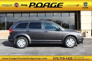 Used 2016 Dodge Journey SE SUV under $15,000 for Sale in Hannible
