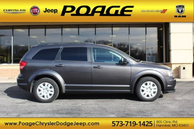 Used 2016 Dodge Journey SE SUV in Hannibal, MO