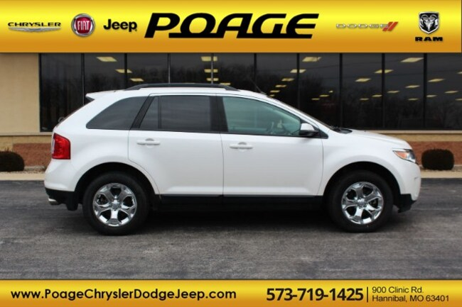 Used 2014 Ford Edge SEL SUV in Hannibal, MO