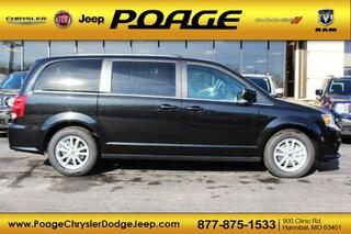 New 2019 Dodge Grand Caravan SXT Passenger Van for sale in Hannibal, MO