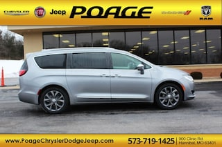 New 2019 Chrysler Pacifica LIMITED Passenger Van for sale in Hannibal, MO