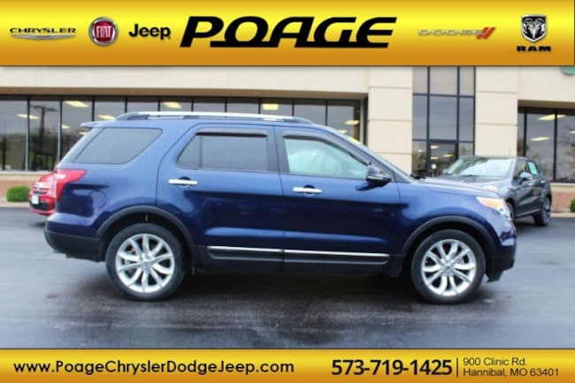 Used 2011 Ford Explorer XLT SUV in Hannibal, MO