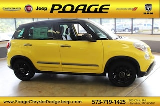 New 2018 FIAT 500L TREKKING Hatchback for sale in Hannibal, MO