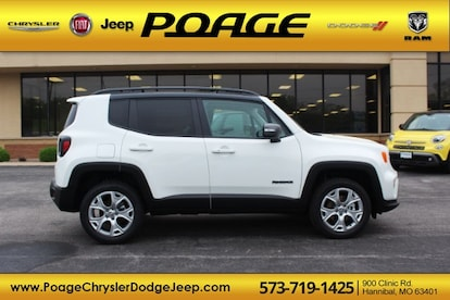 Jeep Renegade Limited >> New 2019 Jeep Renegade Limited 4x4 For Sale In Hannibal Mo Near Palmyra Monroe City Mexico Mo Quincy Il Vin Zacnjbd16kpj91998