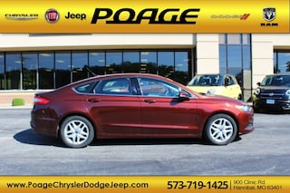 Used 2016 Ford Fusion SE Sedan under $15,000 for Sale in Hannible