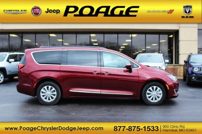 Used 2017 Chrysler Pacifica Touring L For Sale In Hannibal Mo