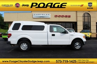 Used 2014 Ford F-150 Truck Regular Cab under $15,000 for Sale in Hannible
