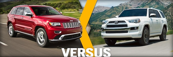 Jeep Grand Cherokee Vs Toyota 4runner >> Poage Chrysler Dodge Jeep Ram Fiat New Dodge Jeep Fiat