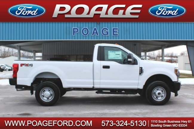 2019 Ford F-250 4WD XL Reg Cab Truck Regular Cab