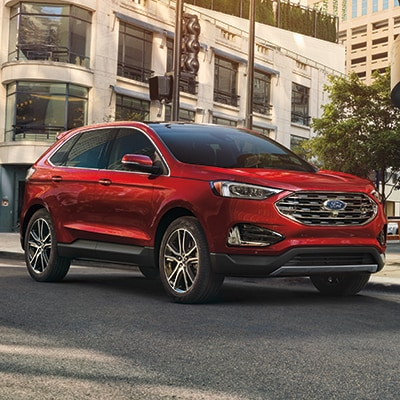 Power, looks and smarts. 2020 Edge has them all.