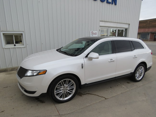 2015 Lincoln MKT Elite SUV AWD EcoBoost