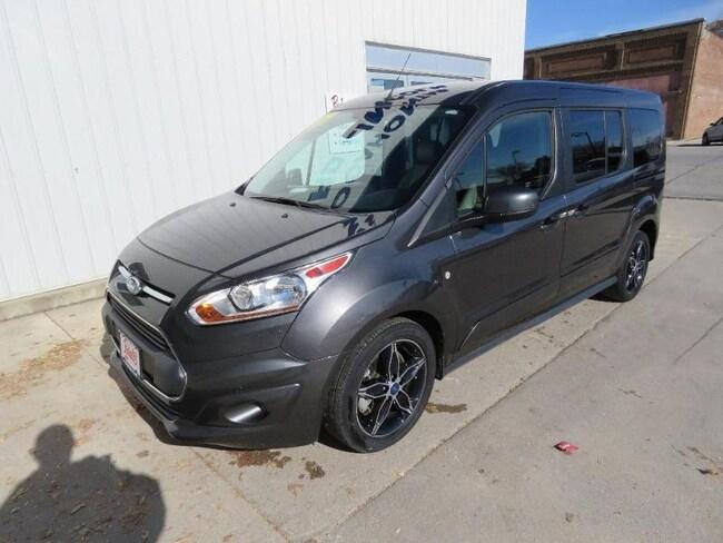 2016 Ford Transit Connect Titanium Van