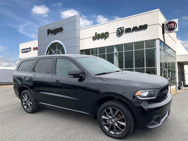 Used 2018 Dodge Durango GT AWD GT  SUV For Sale Powderly, KY