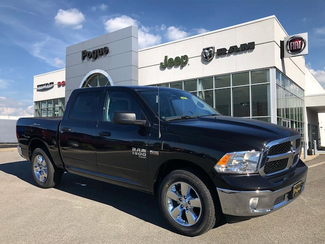New 2019 Ram 1500 CLASSIC TRADESMAN CREW CAB 4X4 5'7 BOX Crew Cab For Sale/Lease Powderly, KY
