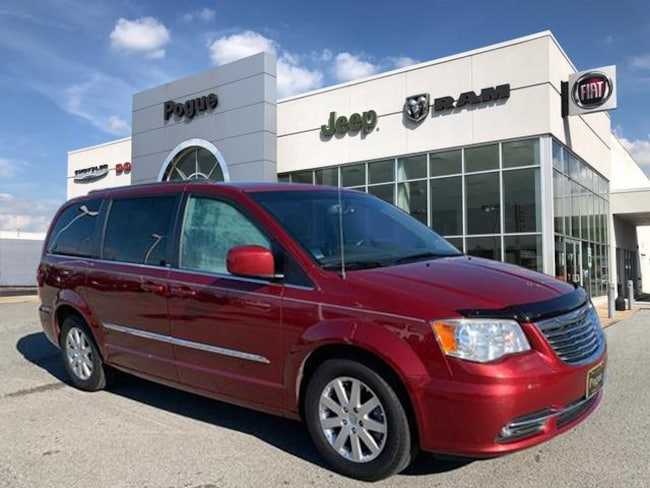 Used 2014 Chrysler Town & Country Touring Touring  Mini-Van For Sale Powderly, KY