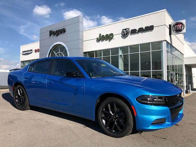 New 2019 Dodge Charger SXT RWD Sedan For Sale/Lease Powderly, KY