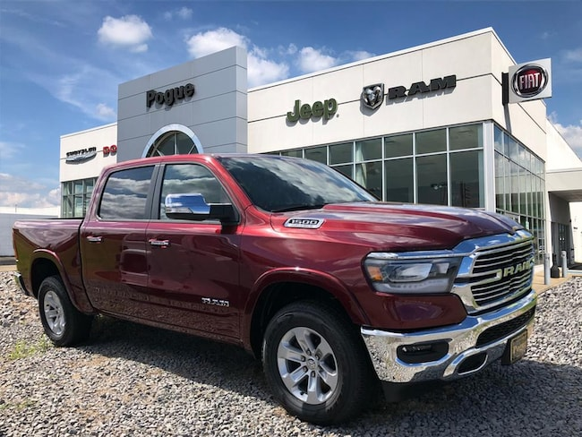 New 2019 Ram 1500 LARAMIE CREW CAB 4X4 5'7 BOX Crew Cab For Sale/Lease Powderly, KY