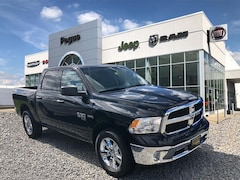 New 2019 Ram 1500 Classic TRADESMAN CREW CAB 4X4 5'7 BOX Crew Cab for sale in Powderly KY