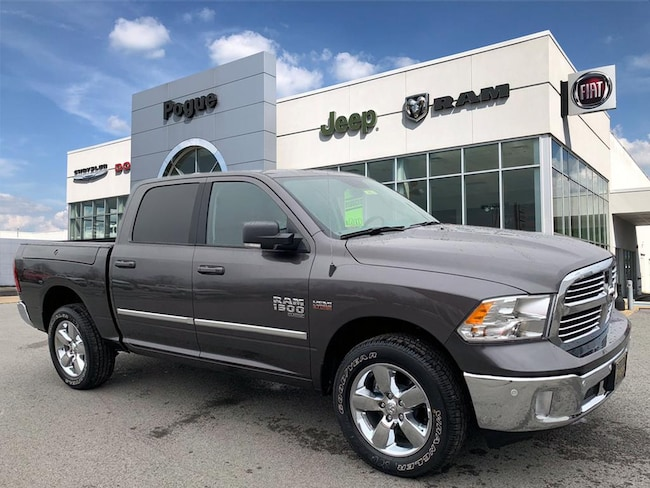 New 2019 Ram 1500 CLASSIC BIG HORN CREW CAB 4X4 5'7 BOX Crew Cab For Sale/Lease Powderly, KY