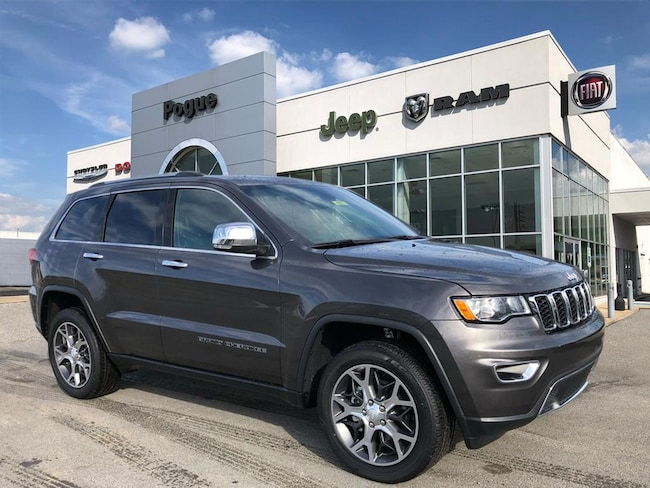 New 2019 Jeep Grand Cherokee LIMITED 4X4 Sport Utility For Sale/Lease Powderly, KY