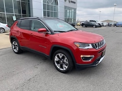 2018 Jeep Compass Limited Limited  SUV