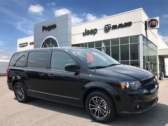 New 2018 Dodge Grand Caravan SXT Passenger Van For Sale/Lease Powderly, KY