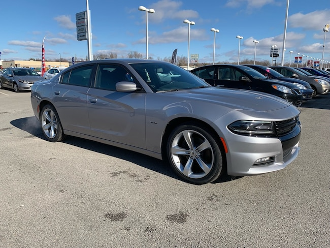 Used 2018 Dodge Charger R/T R/T  Sedan For Sale Powderly, KY