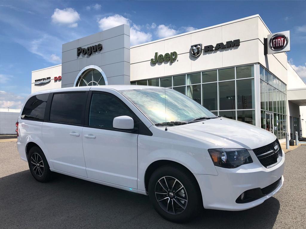 2018 Dodge Grand Caravan SE PLUS Passenger Van