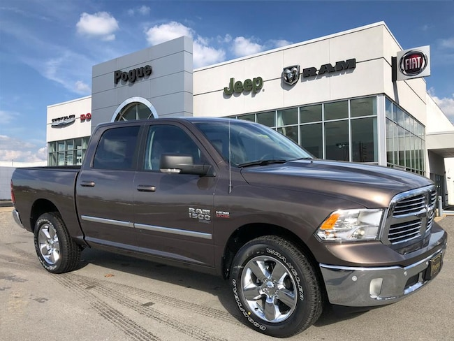 New 2019 Ram 1500 SLT CREW CAB 4X4 Crew Cab For Sale/Lease Powderly, KY