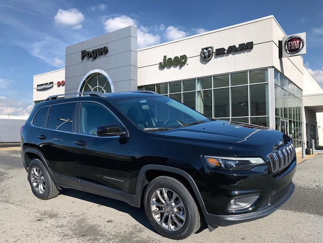New 2019 Jeep Cherokee LATITUDE PLUS FWD Sport Utility For Sale/Lease Powderly, KY