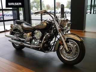 Used 2005 Yamaha Vstar Bike JYAVP11E05A066112 Minneapolis