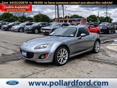 2012 Mazda Miata Prht Grand Touring Convertible