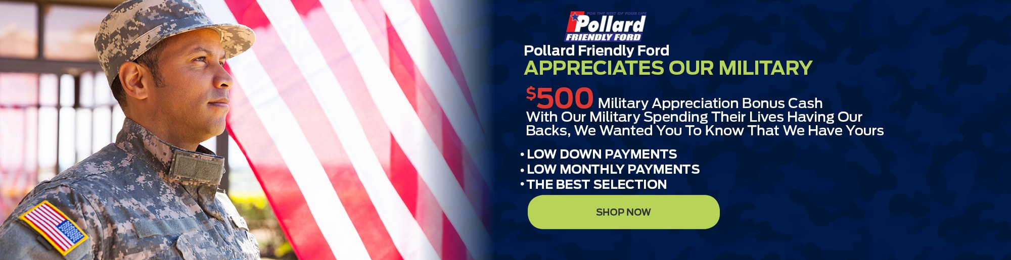 Pollard Friendly Ford Co | Ford Dealership in Lubbock TX