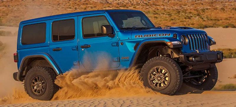 Pollard Jeep of Boulder - Boulder Dealership accepting 2021 Wrangler Rubicon 392 orders