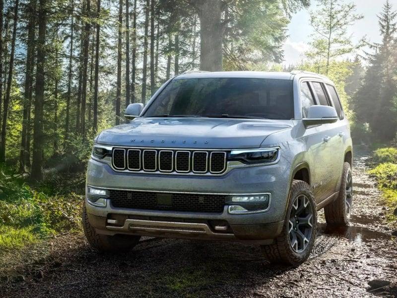Pollard Jeep of Boulder - The 2022 Jeep Wagoneer has no rival near Loveland CO