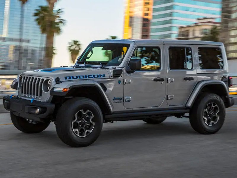 Pollard Jeep of Boulder - The 2021 Jeep Wrangler 4xe is exciting near Aspen CO