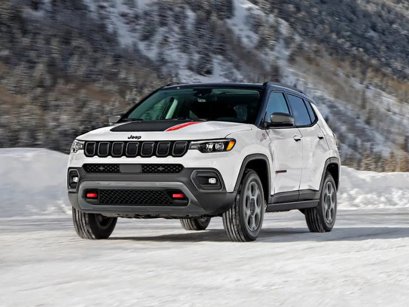 Pollard Jeep of Boulder - The 2022 Jeep Compass has trail-rated capability near Steamboat Springs CO