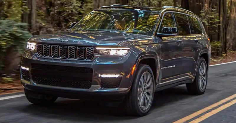 Pollard Jeep of Boulder - Order 2021 Jeep Grand Cherokee L in the Denver area