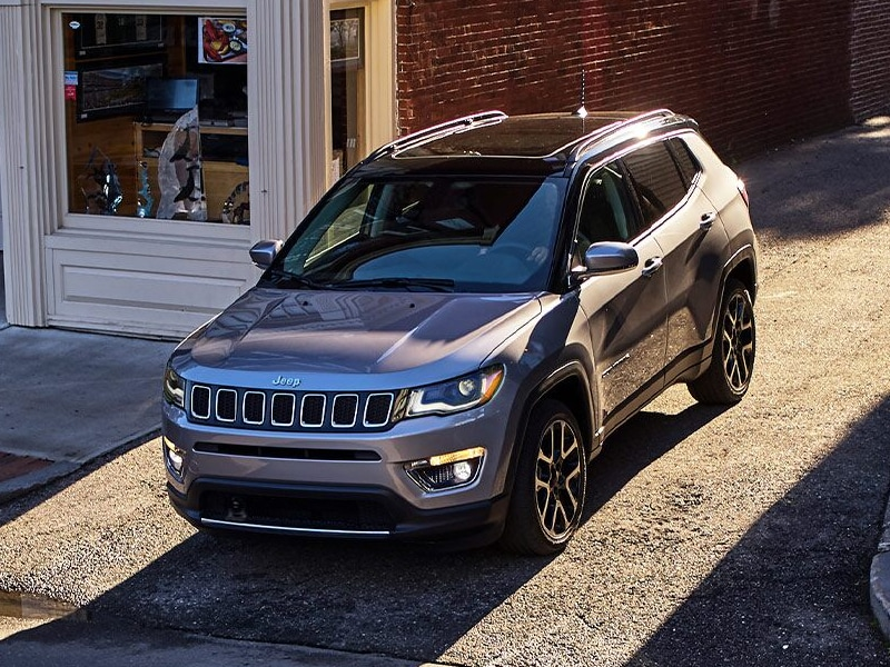 Pollard Jeep of Boulder - The 2021 Jeep Compass is now available near Lakewood CO